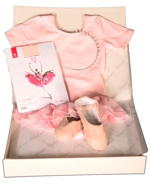 Ballett Set rosa